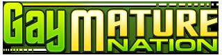 Gay Mature Nation logo